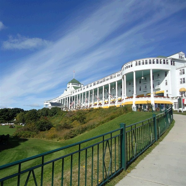 Mackinac Island by Lenzner Tours