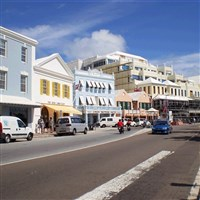 Bus to Bermuda 7 Nights by Lenzner Tours