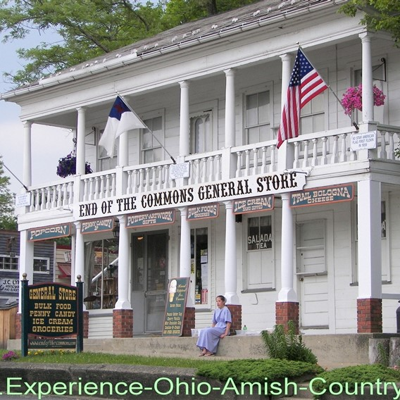 Amish Country Market Day by Lenzner Tours