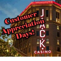 Jack Casino Customer Appreciation Day by Erie