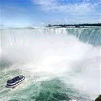 Fun at the Falls by Butler Motor Tours
