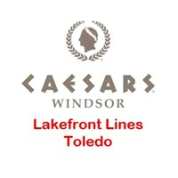 Caesars Windsor Casino by Lakefront Lines Toledo