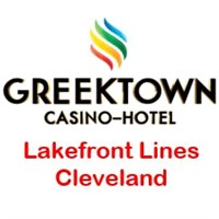 Greektown Casino by Lakefront Lines Cleveland