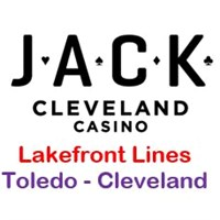 JACK Casino Cleveland by Lakefront Lines Toledo