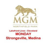 MGM Northfield Park MON1 by Lakefront Cleveland