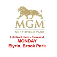 MGM Northfield Park MON2 by Lakefront Celveland