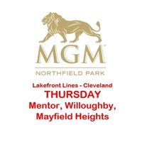 MGM Northfield Park THURS1 by Lakefront Cleveland