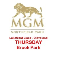MGM Northfield Park THURS2 by Lakefront Cleveland