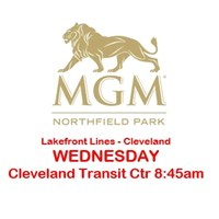 MGM Northfield Park WED1 by Lakefront Cleveland