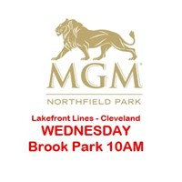 MGM Northfield Park WED2 by Lakefront Cleveland