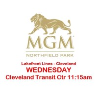 MGM Northfield Park WED3 by Lakefront Cleveland
