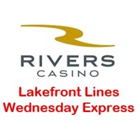 Rivers Casino EXPRESS by Lakefront Lines Cleveland