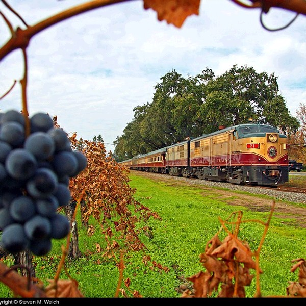 California Rail Discovery by Lenzner Tours