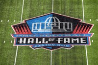 Pro Football Hall of Fame by Lakefront Lines