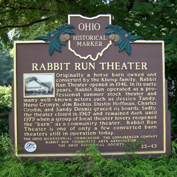 Rabbit Run Theater by Lakefront Lines Toledo