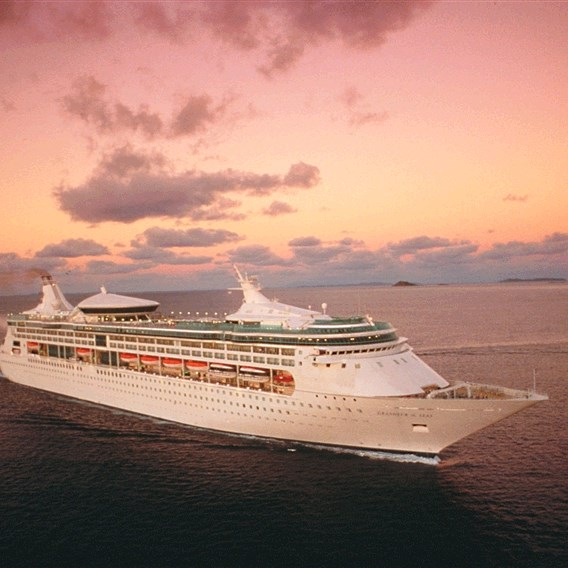 8 Night SE Coast & Bahamas Cruise by Lenzner Tours