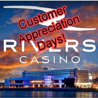 Rivers Casino Customer Appreciation Days by Erie