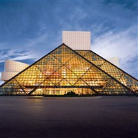 Rock & Roll Hall of Fame & Cleveland Aquarium byLT