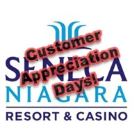Seneca Niagara Customer Appreciation Days by Erie