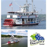 Steamboat Adventure by Lakefront Lines Cleveland