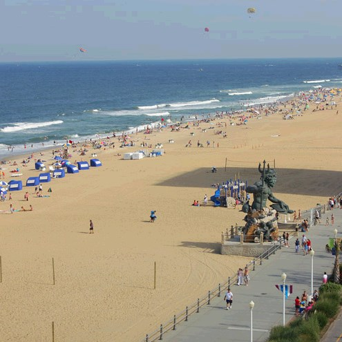 Virginia Beach 5 Day by Lenzner Tours
